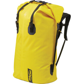 SealLine Boundary Backpack 115l yellow